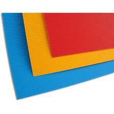 Wellpappe 10er Pack 50x70 cm Blau PREISHIT