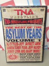 TNA Impact Wrestling The Best of the Asylum Years Volume 1 AJ Styles CM Punk