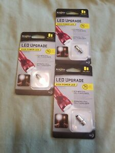 Nite Ize HIGH POWER LED UPGRADE/REPLACEMENT 74 LUMEN BULB D/C CELL FLASHLIGHTS