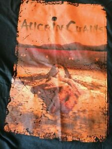 Alice In Chains Official DIRT t Shirt
