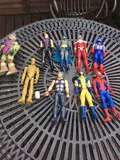 action figures bundle Used