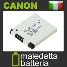 Batteria Alta Qualità SOSTITUISCE Canon NB11L NB-11L NB11LH NB-11LH