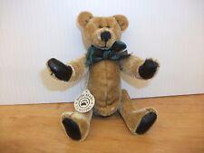 """BOYDS BEARS WUZZIES MINI 5"""" PLUSH T. FRASIER WUZZIE BEAR new  595100-08"""