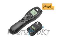 Déstockage - 40% !! PIXEL TW-282/N3 SET Télécommande Timer sans fil pour Canon