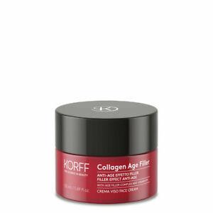 OFFERTA!! Korff Collagen Age Filler Crema Viso 50ml