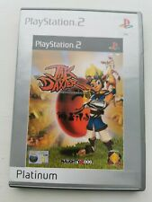 Jak and Daxter Platinum (Sony PlayStation 2, 2002)No Manual.