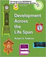 Development Across the Life Span by Robert S. (2013) (Int' Ed Paperback)7 Ed