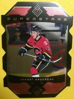 2015-16 OPC Platinum Superstars Die Cut #SS-13 Johnny Gaudreau Calgary Flames 🔥