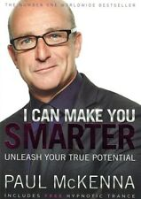 I Can Make You Smarter by Paul McKenna NEW