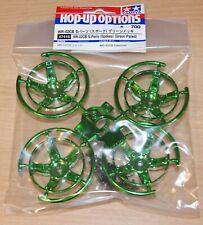 Tamiya 47416 WR-02CB S Parts (Spokes) (Green Plated) Comical Grasshopper/Hornet