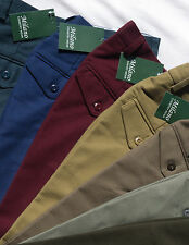 Milano Moleskin Country Trousers for Hunting/Shooting/Fishing, Men