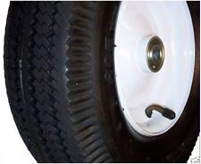 410/350-6 4.10/3.50-6 Wheelbarrow Hand Truck Tire & Rim