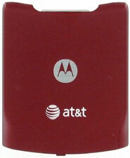 Lots of 10 AT&T MOTOROLA V3XX BACK BATTERY DOOR RED