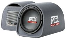 Caisson Tube  MTX Audio Reflex Amplifié RT8PT 20cm 120w