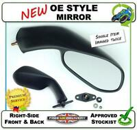 NEW MIRROR RIGHT SIDE R/H OE SPEC REPLACEMENT APRILIA RS125 RS 125 97> MRARSVR