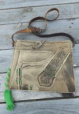 i Pad Tasche Trachtentasche aus alter Trachtenlederhose Hirschleder Unikat