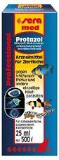 SERA MED prof. PROTAZOL 25ml Pour 500 L contre parasites de la peau