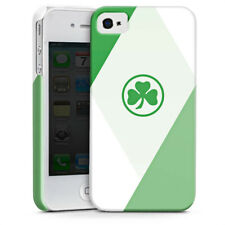 Apple iPhone 4 premium case cover-greuther fuerth rombos