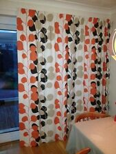 Curtain Harlequin Tempo Fabrics Excellent Condition