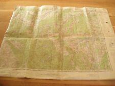 alte Landkarte Karte Nr.427 Dolina 2WK Sonderausgabe von 1941 Bolechow Skole
