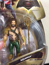 "Dc Aquaman Batman v Superman Multiverse 6"" action figure"