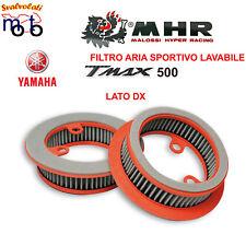 MALOSSI FILTRO ARIA SPORTIVO VARIATORE YAMAHA T-MAX TMAX 500 ANNO 2005 0414614