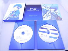USED PERSONA 3 The Movie Limited Edition Blu-ray #1 Spring of Birth Japan F/S