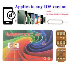 Gpplte 4G+ Unlock Turbo Sim Card For iPhone 12 Pro Max 11 Xs Xr 8 7 Plus 6S Se