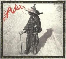 ADU - SWIMMING IN THE SAHARA (WITH A FROG ON MY TAIL) [DIGIPAK] NEW CD