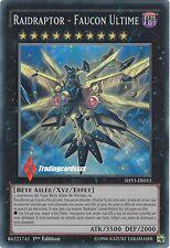 ♦Yu-Gi-Oh!♦ Raidraptor - Faucon Ultime (Ultimate) : SHVI-FR053 -VF/SUPER RARE-