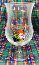La Chouffe Brasserie d'Achouffe 33 cl bier beer glass RARE COLLECTOR ITEM