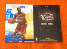 2013/14 Crusade Blue Refractor RC #101 ANTHONY BENNETT Cavs Panini Set Break