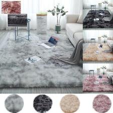 Fluffy Faux Fur Sheepskin Rug Non Slip Large Floor Carpet Rugs Plush Soft XL~Mat