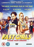 Fast Girls [DVD][Region 2]
