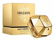 Lady Million Absolutely Gold Paco Rabanne Women 2.7 oz 80 ml *Pure Parfum* Spray