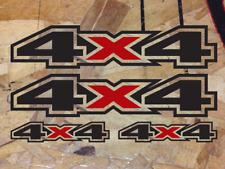 """4x4 Truck Ford F150 XL STX Raptor Vinyl Sticker Decals Dodge Chevy 15"""" wide"""