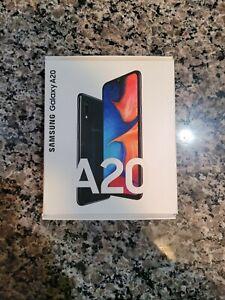 Samsung Galaxy A20 SM-A205U - 32GB - Black (Sprint) (Single SIM)