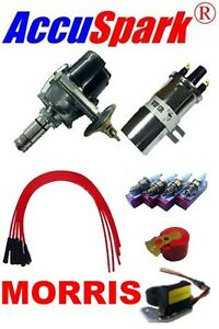 Morris Minor, 25D Ultimate Electronic Ignition Performance Pack, Viper Dry Coil