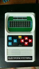 Vintage Mattel Electronic Football game