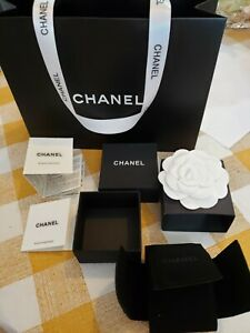 Chanel gift boxes