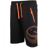Guru Black Jersey Logo Match Course Fishing Shorts Clothing - All Sizes