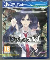 Chaos Child  'New and Sealed'   *PS4(Four)*