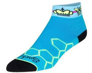 """Sockguy 1"""" Socks (Queen Bee)"""