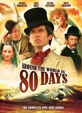 NEW Around the World in 80 Days: The Complete Epic Mini-Series (DVD)