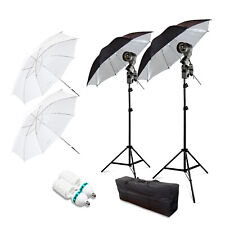 Photography Umbrella Lighting Kit, 85W 6500K Light Continuous Lights Equipment