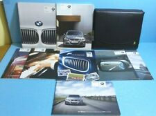 2013 BMW 3 Series 328i 335i Coupe//Convertible with NAV Owners Manual Set #B477