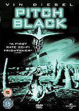 Pitch Black (DVD, 2010)NEW SEALED Vin Diesel