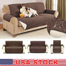 Waterproof Sofa Cover Pet Dog Kids Mat Furniture Protector Chair Couch Slipcover