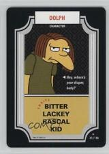 2003 The Simpsons: Trading Card Game Base #21 Dolph Gaming 1g9