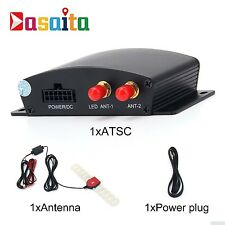 Hotaudio High Speed HD Car TV Tuner Mobile DVB-T T2 MPEG-4 ATSC Digital Receiver